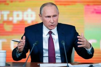 Путін заявив, що українські націоналісти влаштують різанину на Донбасі
