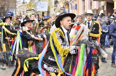 Визначено день проведення фестивалю Маланок у Чернівцях
