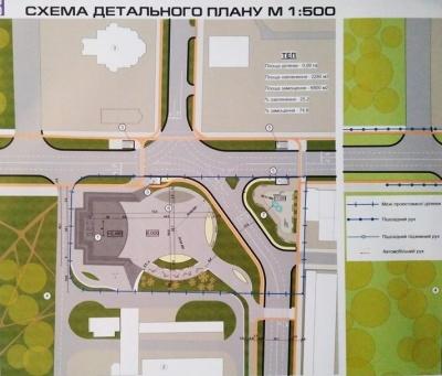 У Чернівцях визначили переможців конкурсу на кращу проектну пропозицію пам'ятника учасникам АТО