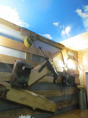 У Чернівцях волонтер перетворив паб на міні-музей АТО (ФОТО)