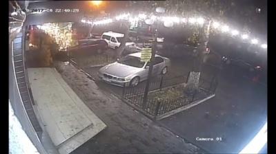 З'явилося відео моменту масштабної ДТП у Чернівцях на Небесної сотні