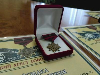 У Чернівцях родичам вояків УПА вручили нагороди (ФОТО)