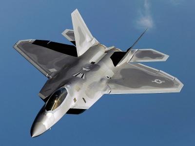 ЗМІ: У Сирії американські F-22 відкрили попереджувальний вогонь по російським Су-25