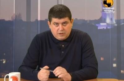 Бурбак звинуватив Мунтяна у «роздутті» апарату Чернівецької облради