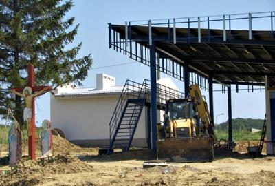 """Єврокомісія надасть 4 мільйони євро на будівництво під'їзних шляхів до КПП """"Красноїльськ"""""""