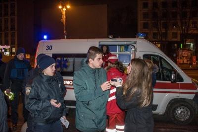 У Києві працівники піцерії побили відвідувачів