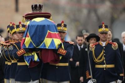 У Бухаресті попрощалися з колишнім королем Румунії