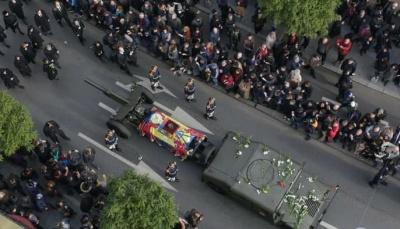 У Румунії поховали короля Міхая