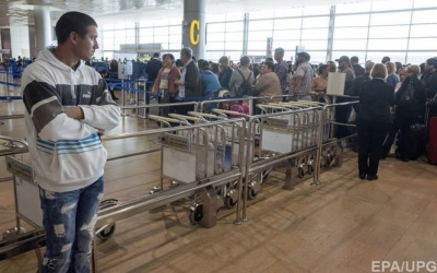 У головному аеропорту Ізраїлю призупинили польоти через страйк
