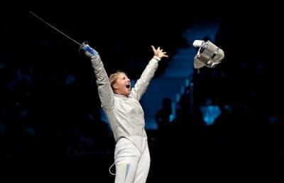 Ольга Харлан перемогла на етапі Кубка світу