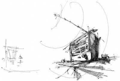 Андрухович презентував уривок з нового роману, який вийде друком у чернівецькому видавництві