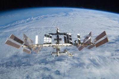 На МКС полетіли троє нових космонавтів