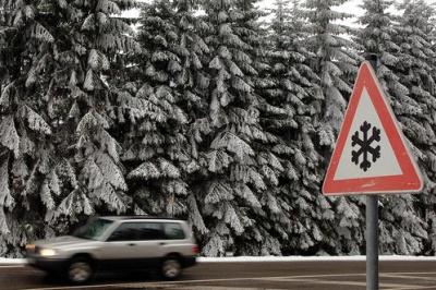 На Буковині похолоднішає, буде мороз навіть удень