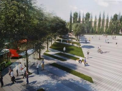 У мерії Чернівців визначили переможців конкурсу на кращий проект благоустрою Соборної площі