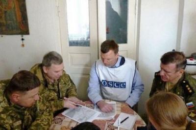 Українськи представники в СЦКК працюватимуть лише на підконтрольній території