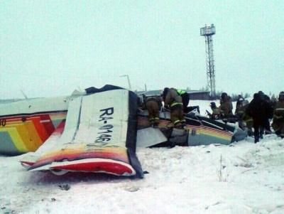 У Росії впав літак Ан-2. Загинули 4 осіб