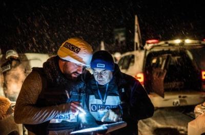 ОБСЄ: Ситуація на Донбасі загострюється