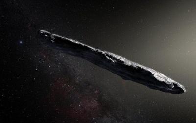 Астрономи вважають, що знайшли сліди органіки на міжзоряному астероїді