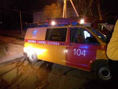 У Чернівцях безхатьки підпалили покинутий будинок