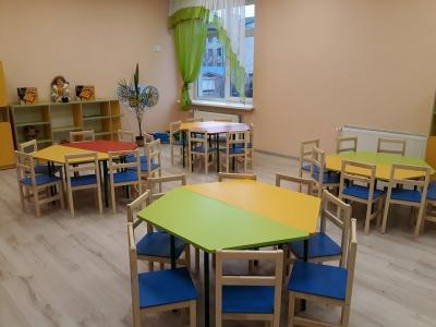 Садочок із теплими підлогами. До Дня Святого Миколая у Чернівцях реконструювали дошкільний навчальний заклад (ФОТО)