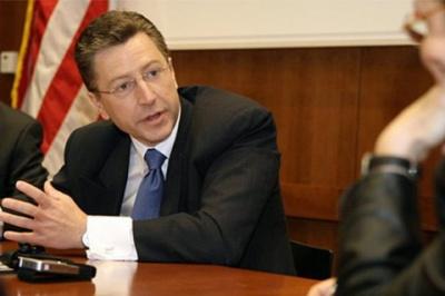 Спецпредставник США прокоментував вихід Росії з СЦКК щодо Донбасу