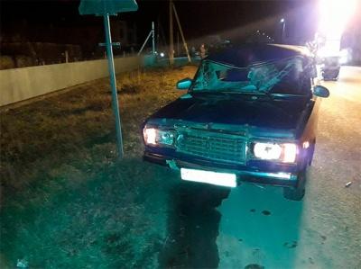У поліції прокоментували трагічну ДТП з велосипедистом на Буковині