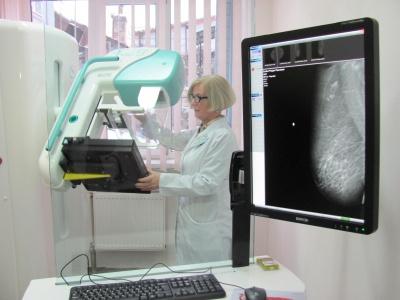 Чернівці придбали надсучасний цифровий мамограф (ФОТО)