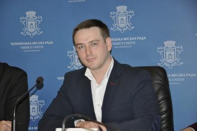 У Чернівцях депутат міськради Бешлей склав повноваження голови земельної комісії