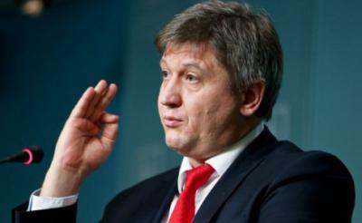 Міністр фінансів Данилюк вимагає відставки Луценка