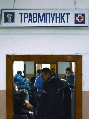 «Я вже три години тут сиджу з вивихом плеча», - у Чернівцях у травмпункті утричі зросла кількість пацієнтів