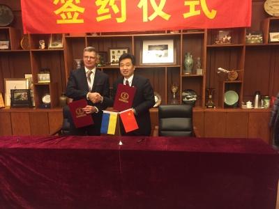 У Чернівцях викладатимуть китайську мову: ЧНУ підписав угоду з вузом КНР