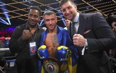 Ломаченко став кращим боксером 2017 року за версією авторитетного порталу