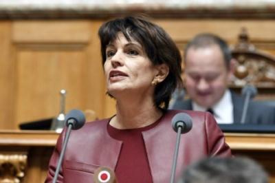 Президент Швейцарії запропонувала провести референдум про співпрацю з ЄС