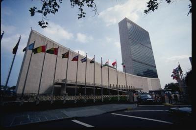США заявили про скорочення фінансування ООН