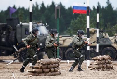 Росія планує нарощувати мілітаризацію кордону з Україною