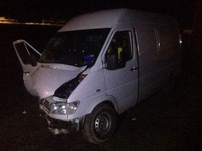 У поліції розповіли обставини ДТП з трьома потерпілими на об'їзній Чернівців