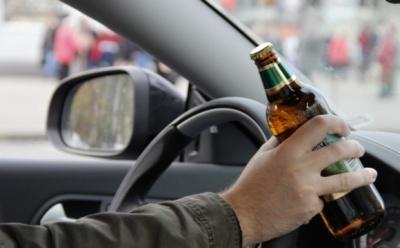 Поліція Чернівців склала 1894 адмінпротоколи щодо п'яних водіїв у 2017 році