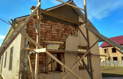 На Буковині ремонт шкільної їдальні, що постраждала внаслідок ДТП, обійдеться у 90 тис грн