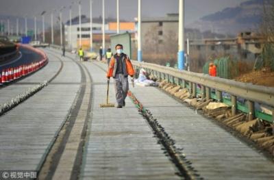 """Китай вразив світ будівництвом """"розумної"""" дороги: фото"""