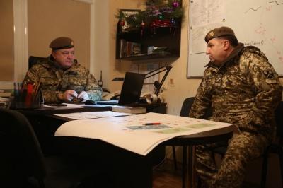 Президент приїхав на Донбас зустрічати звільнених полонених