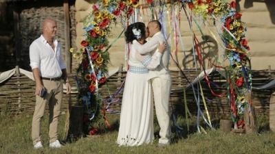 Схудла Руслана Писанка вдруге вийшла заміж (ФОТО)