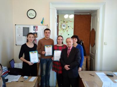 Студенти ЧНУ перемогли у Всеукраїнському конкурсі студентських наукових есе