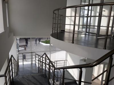 Клуб у стилі хай-тек: у Чернівцях відкрили сучасний Будинок культури за 6,5 млн грн (ФОТО)