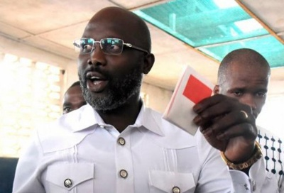 Президентом Ліберії став екс-одноклубник Андрія Шевченка