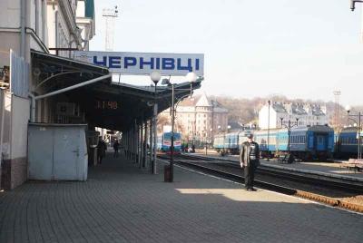 Каспрук просить Омеляна скасувати відміну потяга №608 «Чернівці - Львів»