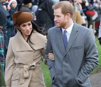 Принц Гаррі розповів про перше спільне різдво з Меган Маркл