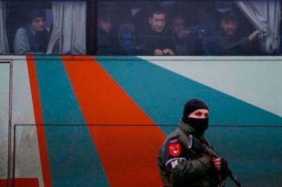 У числі звільнених на Донбасі військових - 14 підозрюваних у дезертирстві