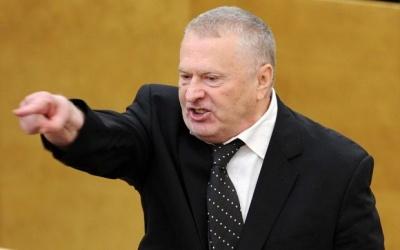 Жириновський першим зареєструвався кандидатом у президенти Росії