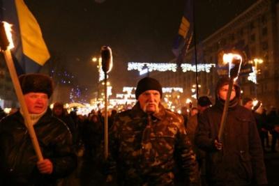 """""""Правий сектор"""" анонсував """"Бандерівські марші"""" по всій Україні"""
