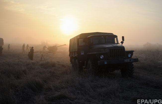 Штаб: Бойовики обстріляли сили АТО поблизу Кам'янки згранатометів